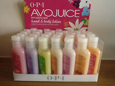 OPI AVOJUICE SKIN QUENCHERS 30ML VARIOUS FRAGRANCES IN STOCK!!