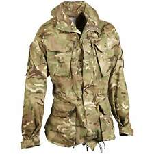 Genuine British Army PCS MTP Windproof Combat Smock Military Para Camo Jacket