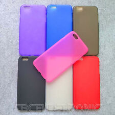 """1x New TPU Matte Gel skin Silicone case cover For Iphone 6 6Plus 5.5"""""""