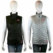 [2014-2015] The North Face Women's PR(Pink Ribbon) Thermoball Vest *SUPER LIGHT*