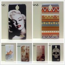 Painting Hard Plastic Phone Case For Alcatel One Touch Idol OT6030 /6030X /6030A