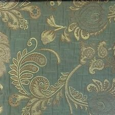Floral Chenille Upholstery Drapery Fabric for Sofa Curtain Home Decor by yard
