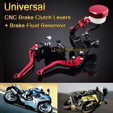 Motorcycle New CNC Fit For Ducati Fluid Reservoir Brake Clutch Levers Hot-sale