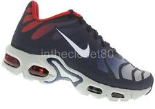 Nike Air Max Plus Hyperfuse Tn Tuned 1 Midnight Navy White Grey New Mens Trainer