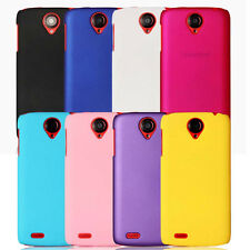 New Snap On Rubberized hard case cover for Lenovo S820