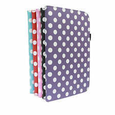 5 COLORS Cute Polka Dots PU Leather Case Cover For Samsung Galaxy Note 8.0 N5100