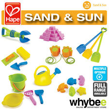 HAPE Sand & Sun Toys Full Range of Spades Buckets for Home & Beach Children 18M+