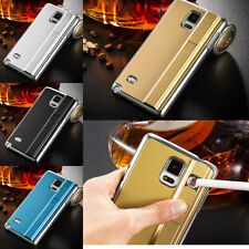 Hot USB Electronic Cigarette Lighter Back Case Cover For Samsung Galaxy Note 4