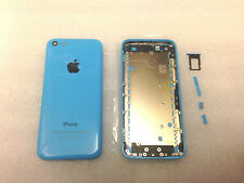 NEW iPhone 5C Replacement Rear Housing Chassis Casing Blue - UK Fast Shipping