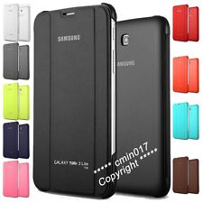 CASE BOOK COVER For Samsung Galaxy Tab 3 7.0 T210 T211 +Protector Film +Stylus