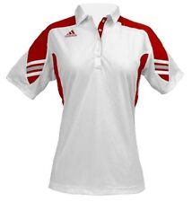 Adidas Scorch Womens Short Sleeve Polo Shirt Soccer Tennis Golf Many Sizes Color