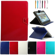 """Universal PU Leather Flip Stand Cover Case for 9.7"""" 10"""" 10.1"""" 10.5"""" Tablet PC"""