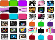 "Waterproof Tablet PC Sleeve Handle Case Cover For 7"" 8"" Huawei Icemobile BLU Tab"