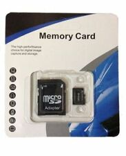 64GB MAX CLASS 10 SDHC MICRO SD MEMORY CARD WITH ADAPTER IN PACKAGING