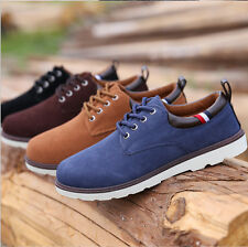 New Mens Casual Formal Lace Up Brogue Designer Shoes 4 Color 6 Size