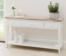 Shoreham Quality Console Table Kitchen Hall Side Console Table