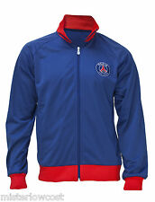 Veste zippée PSG - Collection officielle PARIS SAINT GERMAIN - Blason maillot