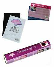 PERGAMANO EMBOSSING PAD or PERFORATING CUTTING MAT. PADS & MATS for PAPER CRAFT