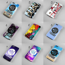 5 SECONDS OF SUMMER 5SOS 3D FULLY WRAPPED PHONE CASE COVER FOR IPHONE OR SAMSUNG
