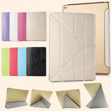 Slim Magnetic Smart Cover Leather Stand Case For Apple iPad Air 2 mini 3 iPad 4