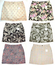 Croft & Barrow NEW Relaxed Classic Fit SKORT Short Skirt Misses Size 4-18 $36