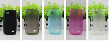 Fitted Case Back Skin Cover for Lenovo A369i Etui Hülle Caja Cas Caso TPU Cover