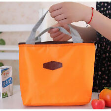 Sweet Thermal Travel Picnic Lunch Tote Insulated Cooler Bag Organizer Waterproof
