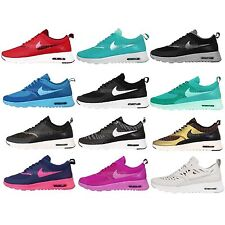 Womens Wmns Nike Air Max Thea Latest Running Shoes NSW Fashion Sneakers Trainers