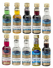 Still Spirits Top Shelf Schnapps Essences (With or without Base)