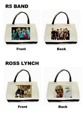 New R5 Band And Ross Lynch Photo Classic Tote Bag