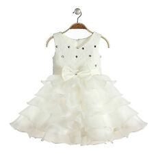 Baby Girls Dress for Party,Wedding,Bridesmaid,Christening Age (2-12 Years)