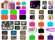 "7"" 8"" Inch Sleeve Case Cover Carry Handle Bag For Micromax Nokia Tablet PC"
