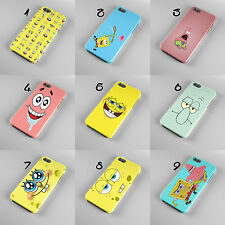 SPONGEBOB SQUAREPANTS 3D FULLY WRAPPED PHONE CASE COVER FOR IPHONE OR SAMSUNG