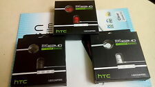 ORIGINAL  HTC 3.5mm  PIN HEADSET HANDSFREE Headphone with Control switch