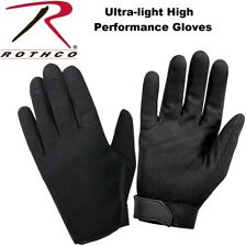 Military Police & Security Ultra-Lightweight High Performance Work Gloves 3481