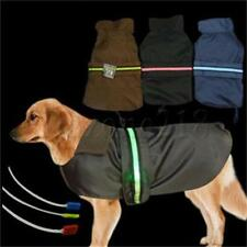 Dog Pet Waterproof Winter Warm Jacket Coat Winter Warm Clothes Dog Rain Coat Us