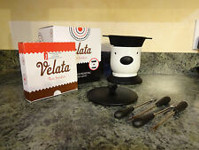 VELATA* SCENTSY NEW IN BOX FONDUE WARMERS-VARIOUS STYLES/COLORS *FREE SHIPPING*