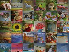 2015 Wall Calendars and Planners QUICK SHIP QBR Christmas Gift BUY MORE & SAVE $