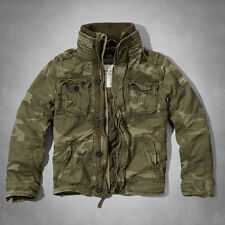 100% Authentic Abercrombie and Fitch AF Men's Hoffman Mountain Jacket