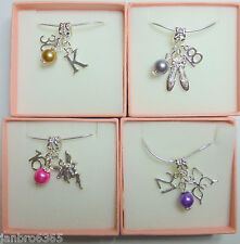 Necklace 16th 18th 21st Birthday / Christmas / Bridesmaid / Flower girl Gift Box