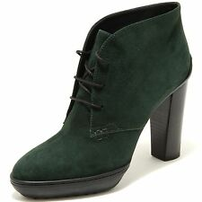 decollete TODS women shoes ankle boot green shoes women 32569