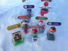 Solar Powered Dancing FlowerTeddy Frankenstein Pumpkin Santa Reindeer Elf