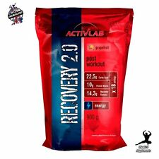ACTIVLAB RECOVERY 2.0 900G POWDER Effective regeneration after training FLAVOUR