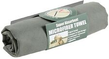 """FOLIAGE Microfiber Fast Drying Super Absorbent Army Body Towel 30"""" X 50""""  # 99"""