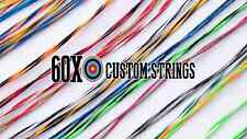 Golden Eagle Sparrowhawk Bow String & Cable Set Choice Color 60X Custom Strings