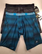 NWT ADIDAS MENS GRAPHIC SERIES CLIMACOOL BOXER BRIEF UNDERWEAR $20