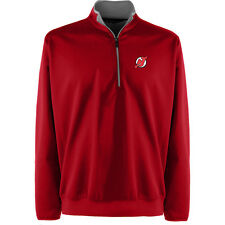 Antigua New Jersey Devils Men's Leader Pullover