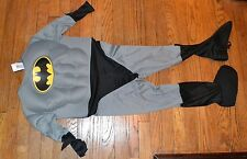 Batman Justice League Boys Muscle Halloween Costume Jumpsuit Rubies Size Medium