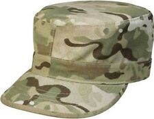 Multicam Camouflage Poly/Cotton Rip-stop  Army Ranger Fatigue Hat Cap 4611