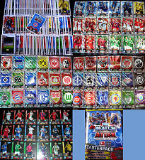 Topps Match Attax Bundesliga 14 15 2014 2015 set comlpeto carte trading Cards